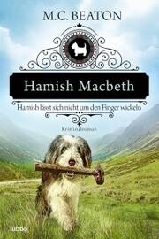 Hamish Macbeth lässt sich nicht um den Finger wickeln - Cover