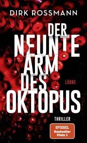 Der neunte Arm des Oktopus - Cover