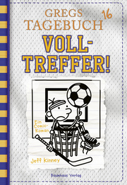 Gregs Tagebuch 16 - Cover