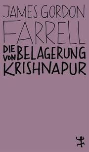 Die Belagerung von Krishnapur - Cover