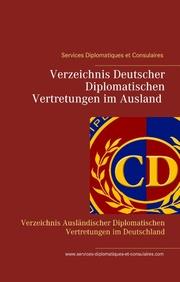 Services Diplomatiques et Consulaires