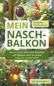 Mein Nasch-Balkon - Sonderedition - Cover