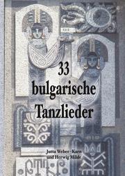 33 bulgarische Tanzlieder