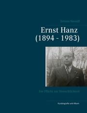 Ernst Hanz (1894 - 1983)