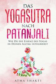 Das Yogasutra nach Patanjali - Cover