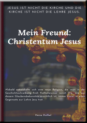 Mein Freund: Christentum Jesus