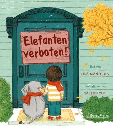 Elefanten verboten! - Cover