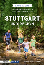 Stuttgart und Region - Cover
