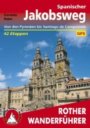 Spanischer Jakobsweg - Cover