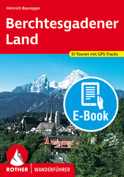 Berchtesgadener Land - Cover