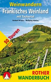 Weinwandern Fränkisches Weinland - Cover