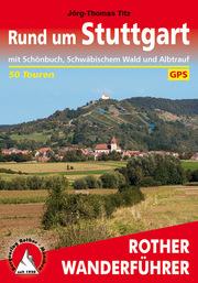 Rund um Stuttgart - Cover