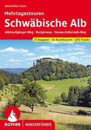 Mehrtagestouren Schwäbische Alb - Cover