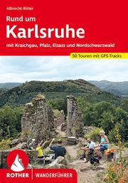 Rund um Karlsruhe - Cover