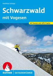 Schwarzwald mit Vogesen - Cover