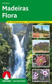 Madeiras Flora - Cover