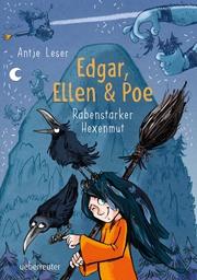 Edgar, Ellen & Poe - Cover
