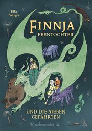 Finnja Feentochter und die sieben Gefährten - Cover