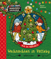 Detektivbüro LasseMaja - Weihnachten in Valleby - Cover
