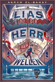 Lias und der Herr der Wellen - Cover