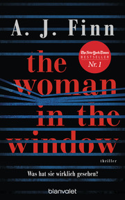 The Woman in the Window - Cover