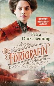 Die Fotografin - Die Stunde der Sehnsucht - Cover
