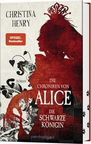 Die Chroniken von Alice - Die Schwarze Königin - Cover