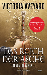 Das Reich der Asche - Realm Breaker 1 - Cover