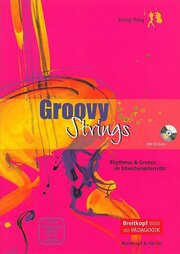 Groovy Strings - Cover