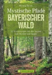 Mystische Pfade Bayerischer Wald - Cover