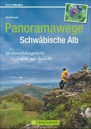 Panoramawege Schwäbische Alb - Cover