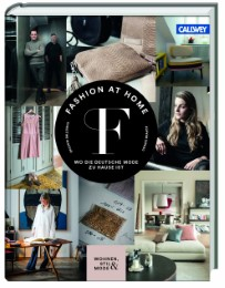Fashion at Home - Cover