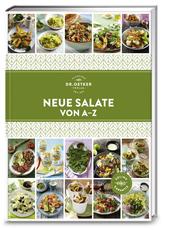 Neue Salate von A-Z - Cover