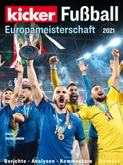 Fußball-Europameisterschaft 2021 - Cover