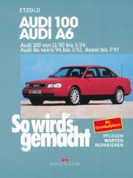 Audi 100/Audi A6 - Cover