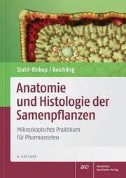 Anatomie und Histologie der Samenpflanzen - Cover