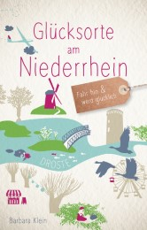 Glücksorte am Niederrhein - Cover