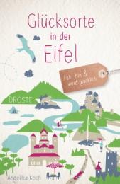 Glücksorte in der Eifel - Cover