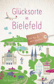 Glücksorte in Bielefeld - Cover