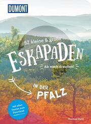 52 kleine & große Eskapaden in der Pfalz - Cover