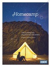 DuMont Bildband Homecamp - Cover