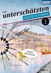 DuMont Bildband Die unterschätzten Städte in Europa
