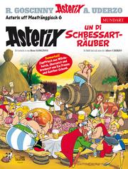 Asterix Mundart Meefränggisch VI - Cover