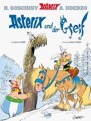 Asterix 39 - Cover