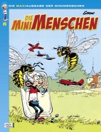 Die Minimenschen Maxiausgabe 6
