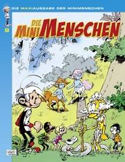 Die Minimenschen Maxiausgabe 9