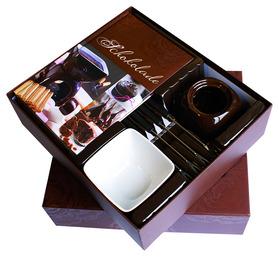 Fondue-Set Schokolade