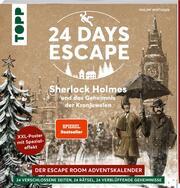 24 Days Escape - Sherlock Holmes und das Geheimnis der Kronjuwelen - Cover