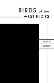 Taryn Simon - The Birds of the West Indies