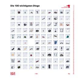 Die 100 wichtigsten Dinge